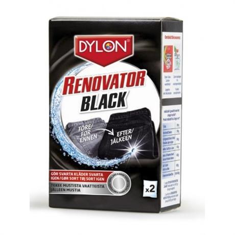 Tvättmedel för svarta kläder