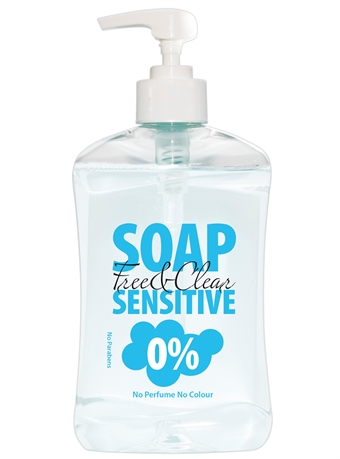 SOAPfreeandclear